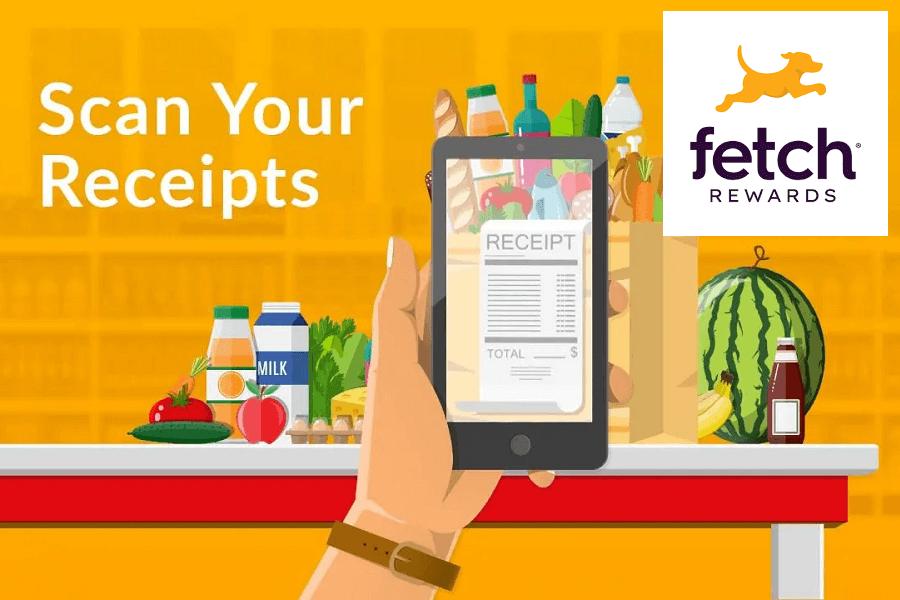 Fetch Rewards referral code hero image