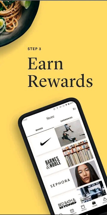 Seated Promo Code - Step 3 to earn cash back
